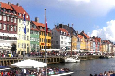 Nyhavn-Kopenhamn